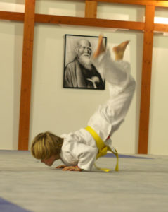 Aikido Dojo Südstern – Kinder Training – Berlin Kreuzberg 1