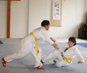 Aikido Dojo Südstern – Kinder Training – Berlin Kreuzberg 14