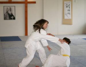 Aikido Dojo Südstern – Kinder Training – Berlin Kreuzberg 17