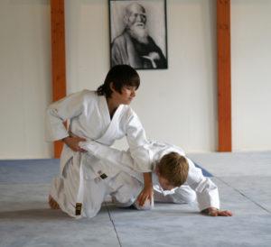 Aikido Dojo Südstern – Kinder Training – Berlin Kreuzberg 21