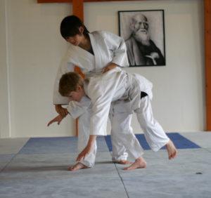 Aikido Dojo Südstern – Kinder Training – Berlin Kreuzberg 22