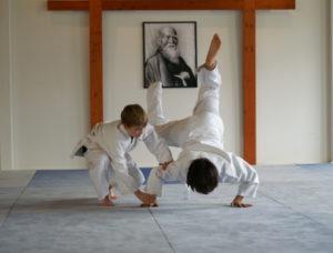 Aikido Dojo Südstern – Kinder Training – Berlin Kreuzberg 23