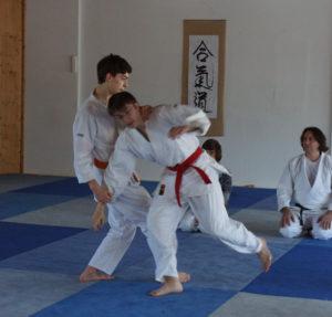 Aikido Dojo Südstern – Kinder Training – Berlin Kreuzberg 28