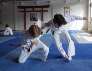 Aikido Dojo Südstern – Kinder Training – Berlin Kreuzberg 30