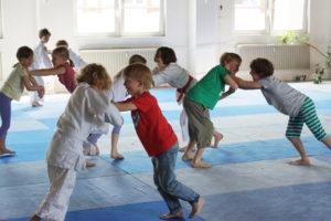 Aikido Dojo Südstern – Kinder Training – Berlin Kreuzberg 33