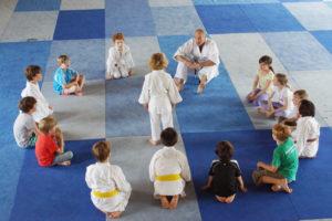 Aikido Dojo Südstern – Kinder Training – Berlin Kreuzberg 34