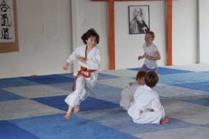 Aikido Dojo Südstern – Kinder Training – Berlin Kreuzberg 35
