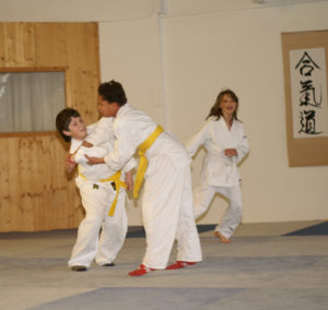 Aikido Dojo Südstern – Kinder Training – Berlin Kreuzberg 4