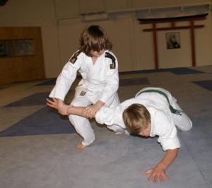 Aikido Dojo Südstern – Kinder Training – Berlin Kreuzberg 45