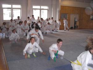 Aikido Dojo Südstern – Kinder Training – Berlin Kreuzberg 48