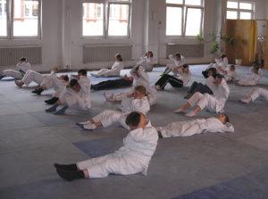Aikido Dojo Südstern – Kinder Training – Berlin Kreuzberg 49