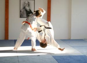 Aikido Dojo Südstern – Kinder Training – Berlin Kreuzberg 5