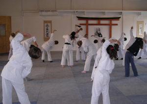 Aikido Dojo Südstern – Kinder Training – Berlin Kreuzberg 50
