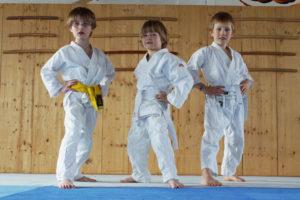 Aikido Dojo Südstern – Kinder Training – Berlin Kreuzberg