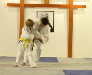 Aikido Dojo Südstern – Kinder Training – Berlin Kreuzberg 6