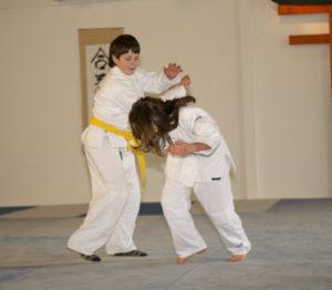 Aikido Dojo Südstern – Kinder Training – Berlin Kreuzberg 7