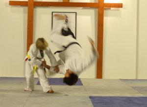 Aikido Dojo Südstern – Kinder Training – Berlin Kreuzberg 8